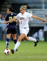 Navy Women's Soccer 2010 Season
