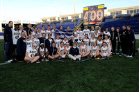 Navy Women's Lacrosse 2012