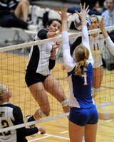 Navy Volleyball
