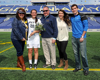Navy Women's Lacrosse 2014